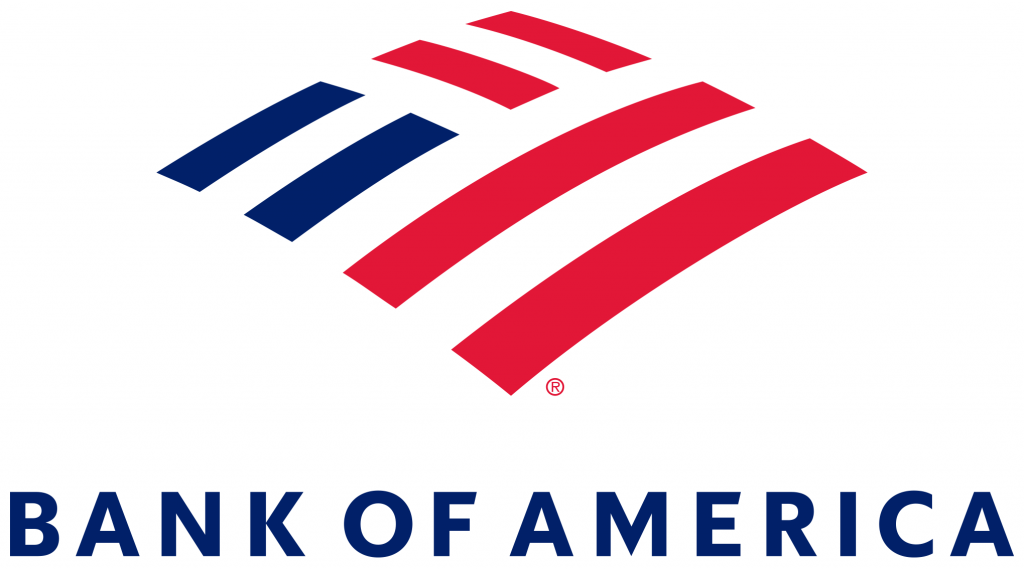 Bank of America Logo stacked