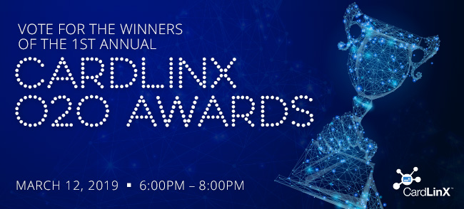 cardlinx O2O Awards