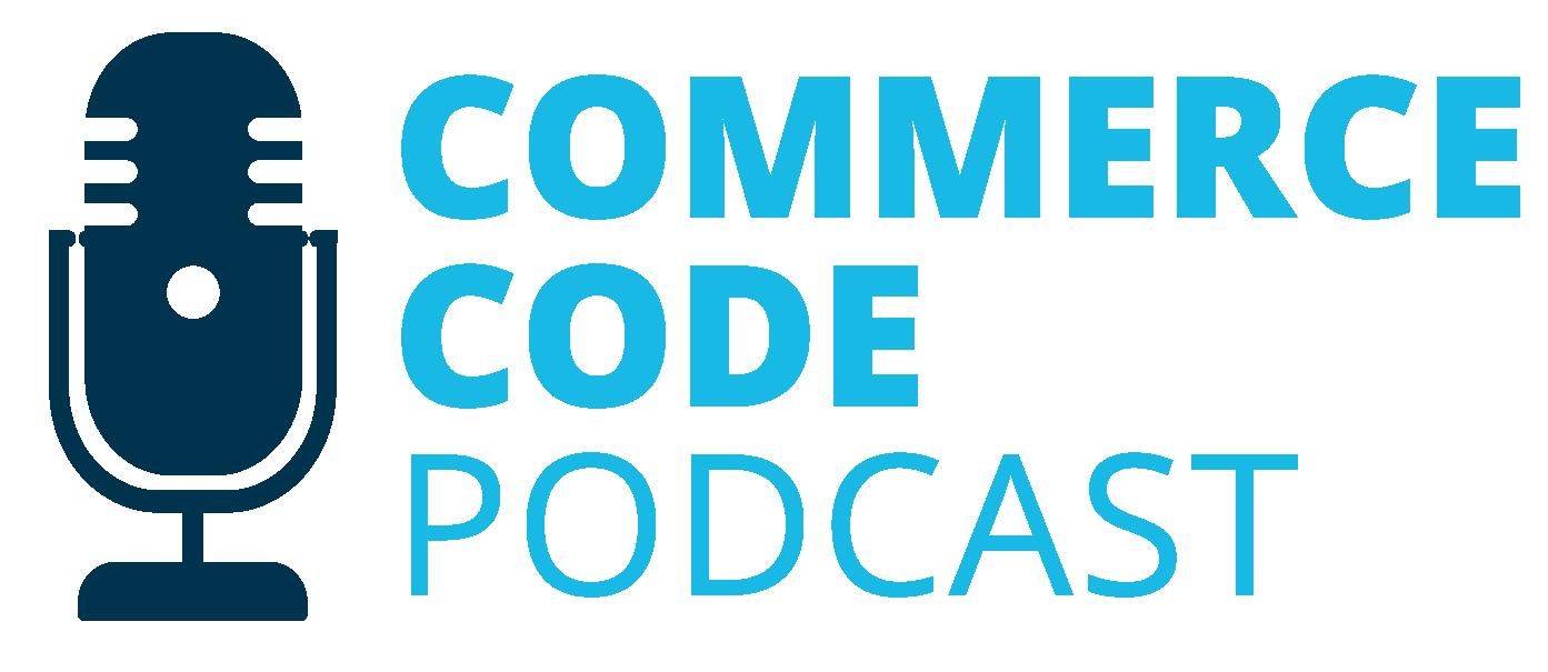 commerce code podcast logo