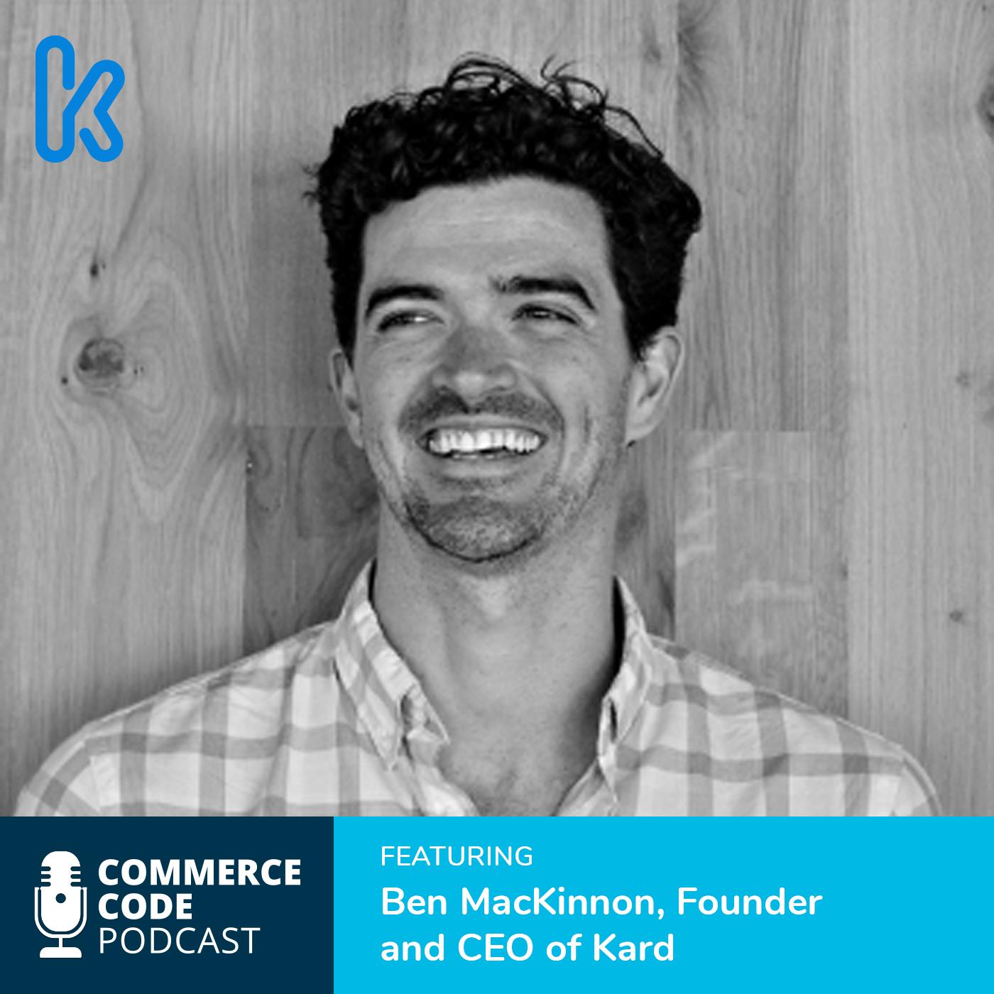 commerce code ben mackinnon