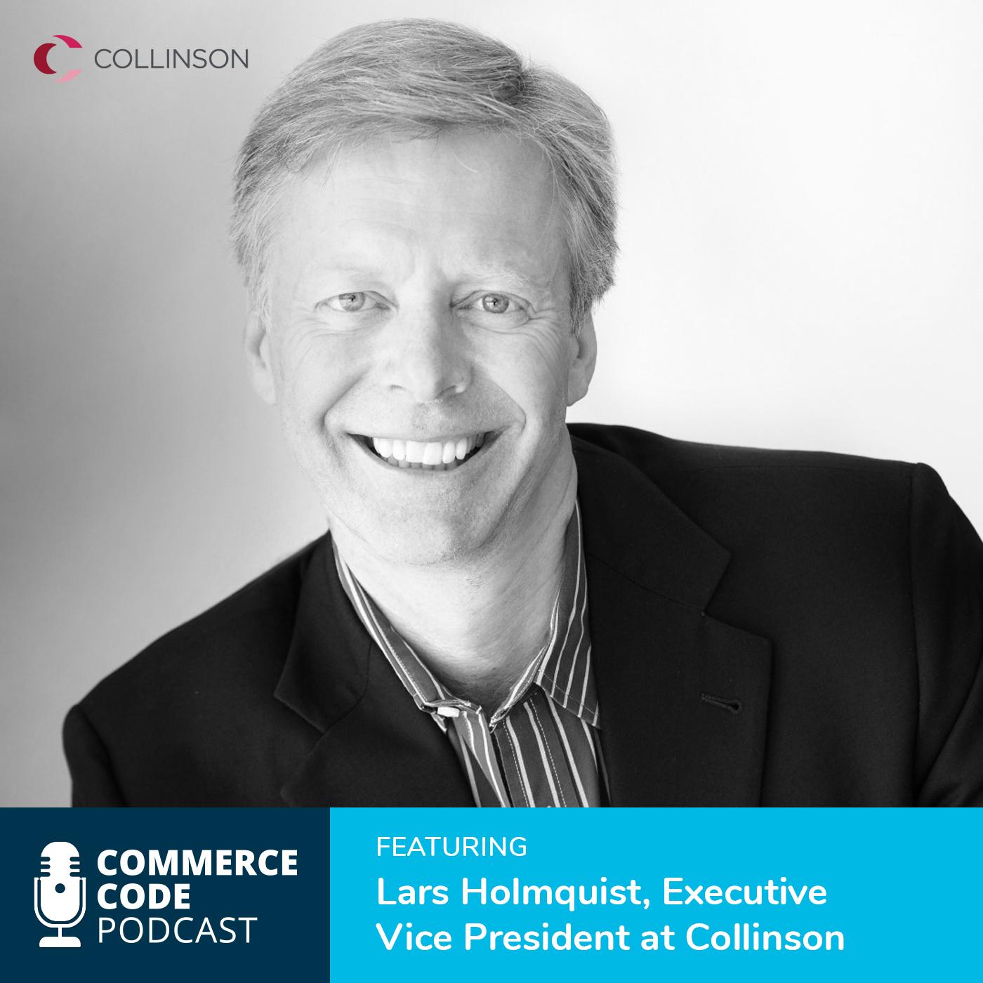 commerce code lars holmquist