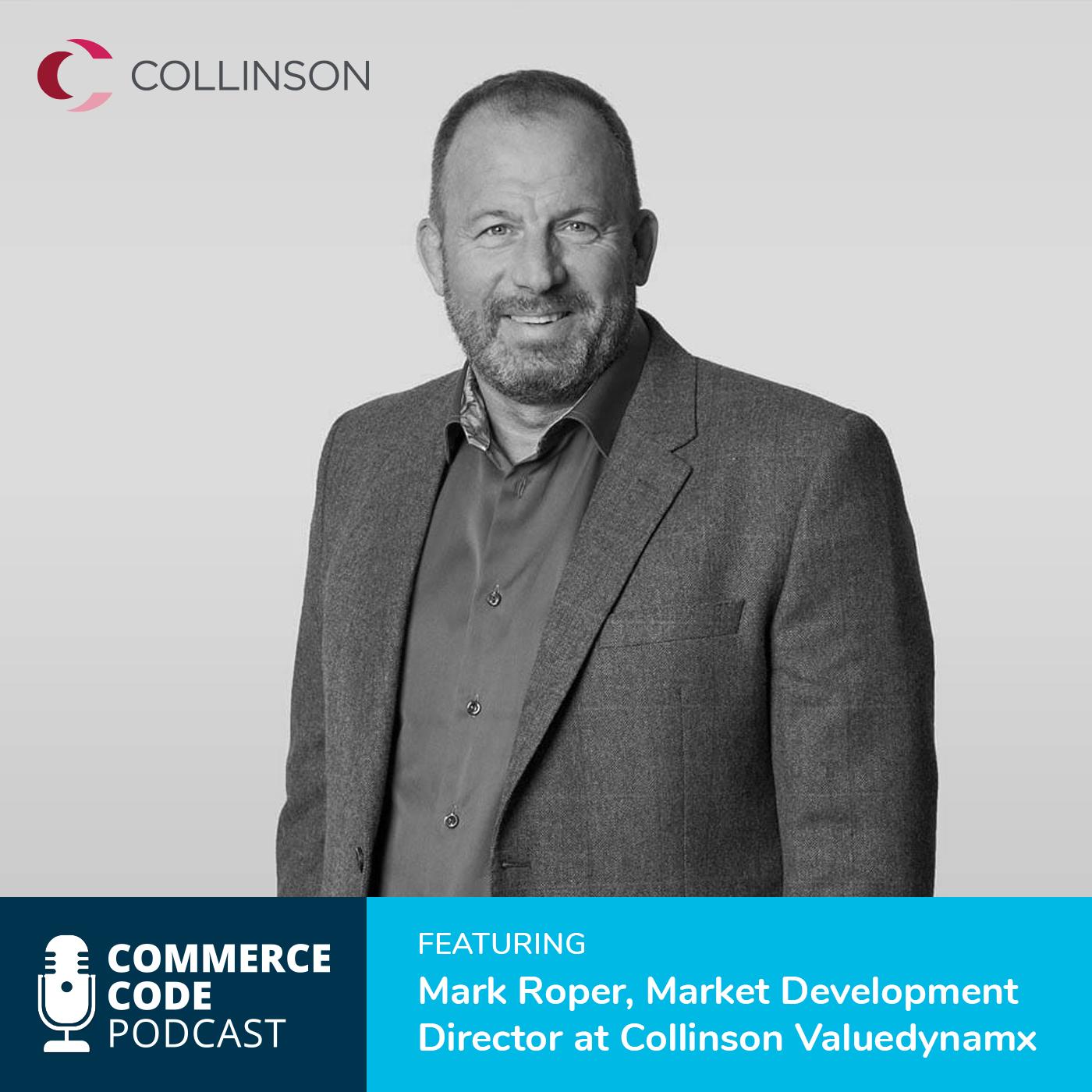 commerce code mark roper
