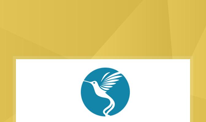 Hummingbird Blog header