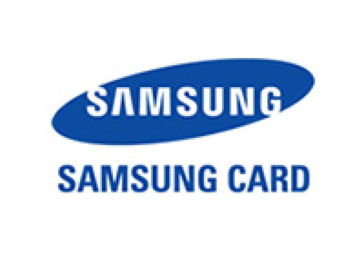 Samsung Samsung Card Logo Stacked