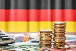 German currency shutterstock