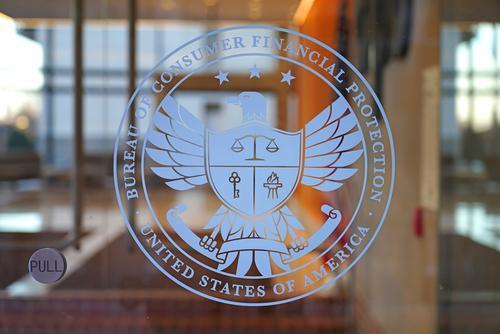 bureau of consumer financial protection logo