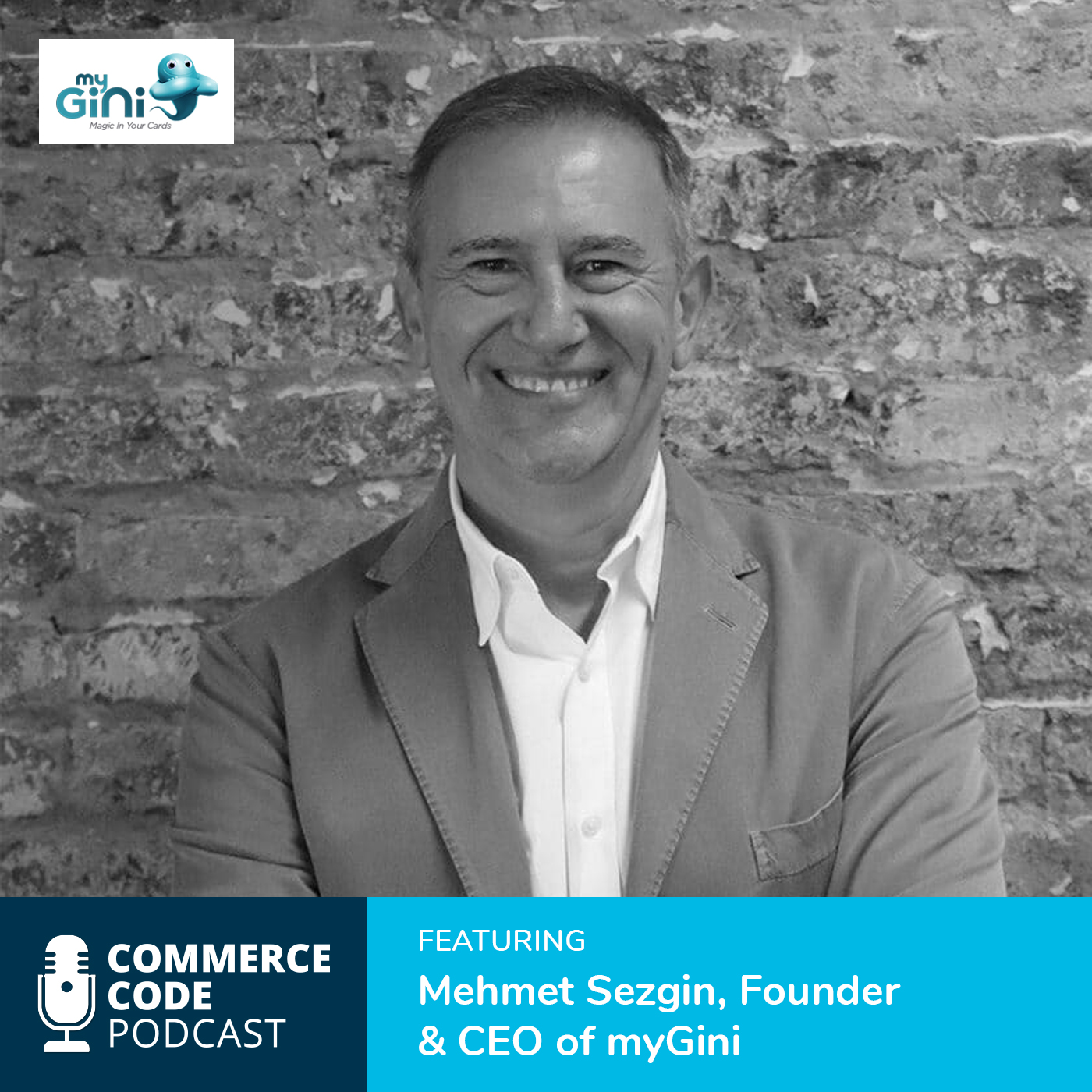 Mehemet Sezgin, Founder & CEO of myGini