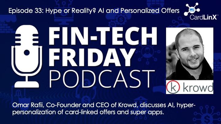 Fintech Friday Podcast Episode 33