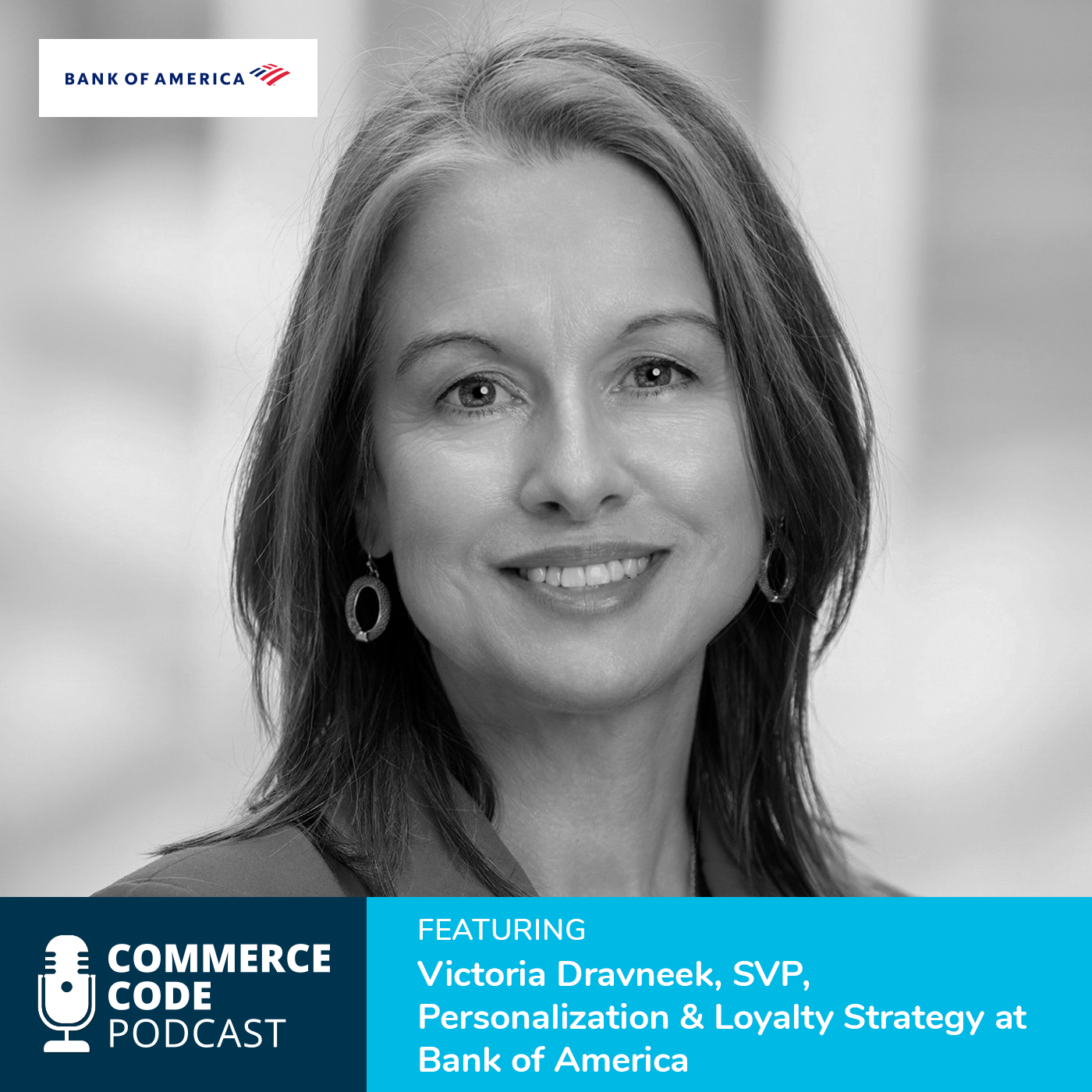 victoria dravneek commerce code podcast