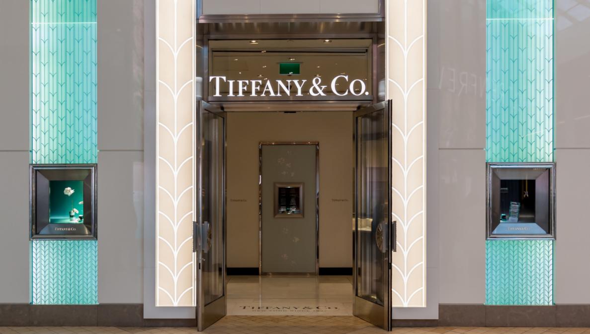 Tiffany & Co Entrance